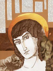 orthodox saint