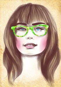 Hipster portrait no.2