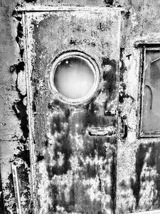 Door to the past - Jonathan Moody's abstracts