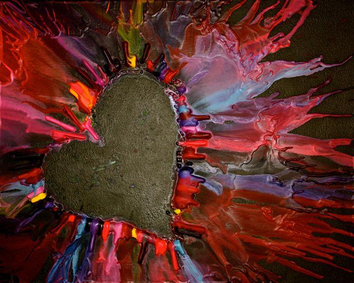 Crayola Love - Chrissy Kazmer