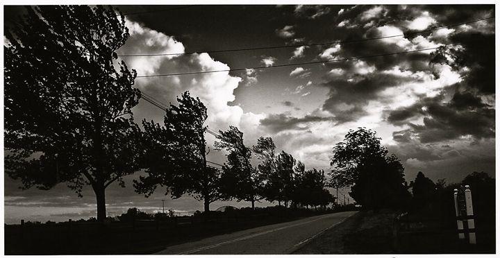 Windy Road - Chrissy Kazmer