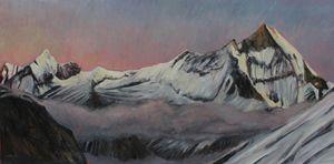 ode to Annapurna - Macchapucchare