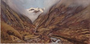 Ode to Annapurna - Glacier Dome