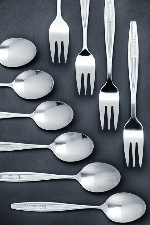 Fork And Spoon II - Marco Moroni Photography