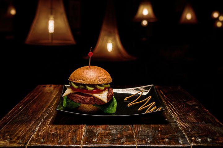 Hamburger - Marco Moroni Photography