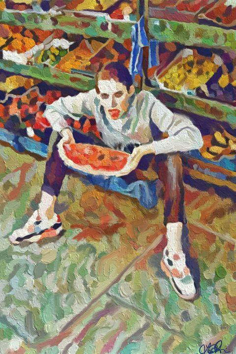 The Feast - Lauren Rubin's Gallery