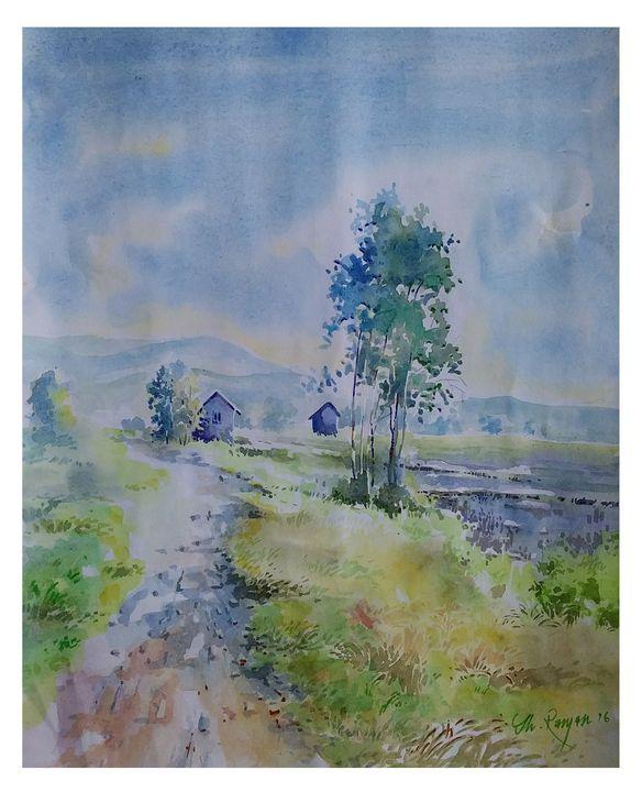 landscape - sanaleibak
