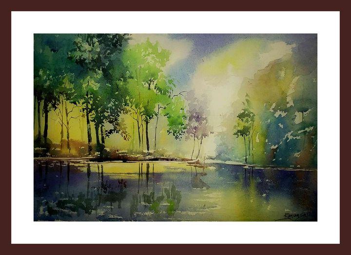 Landscape1 - sanaleibak