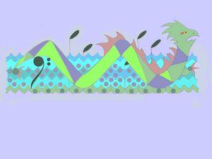Water Dragon - CYDART CREATIONS