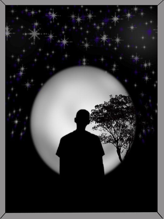 Moon light - Nana Kobina Etwire (N.K.E)
