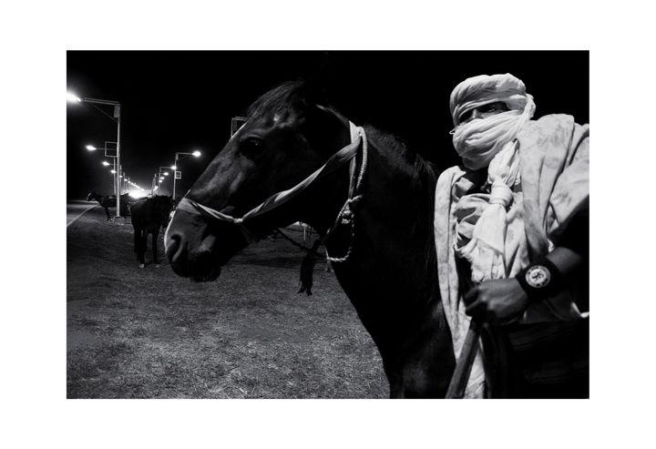 Sahel nights - Abbey D Salu