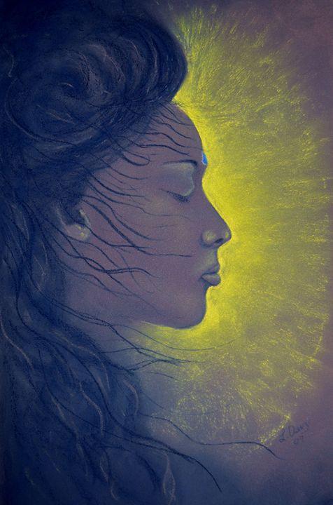 Beauty of Light - Artist Leanne Davy