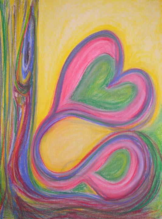 Grounded Heart - Artist Leanne Davy
