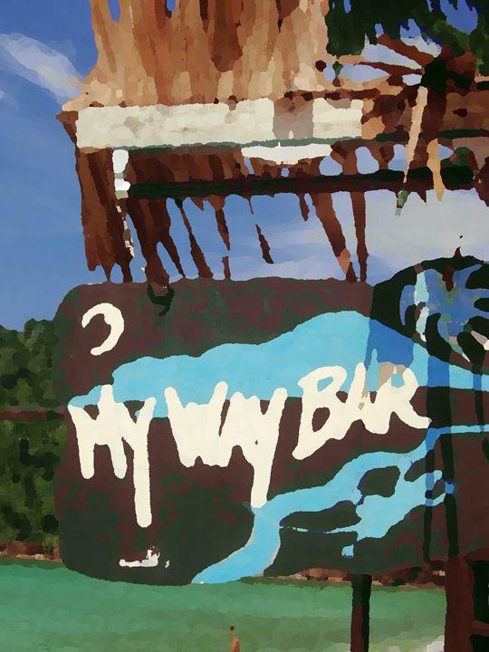 My way bar - Nine