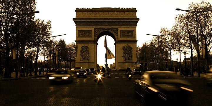Arc de Triomphe - Elite Image Photography