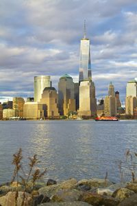 World Trade Center Freedom Tower in