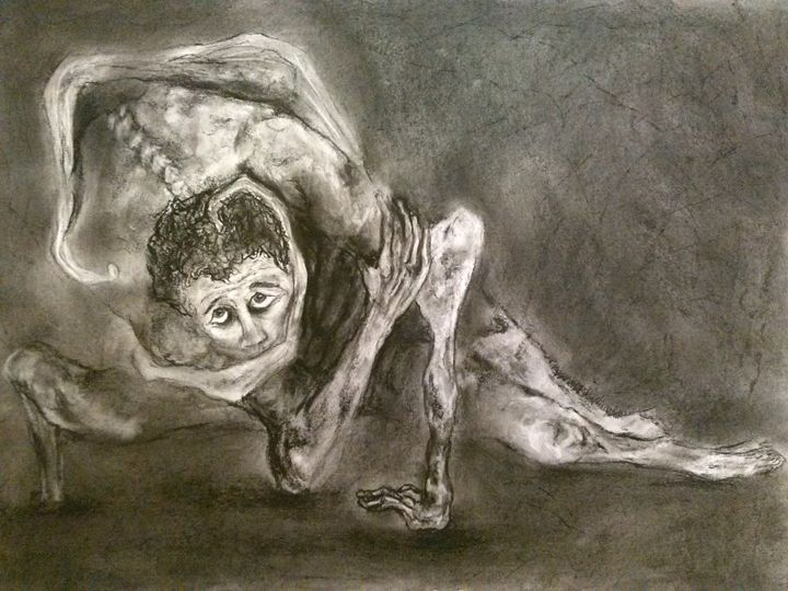 Untitled - Charcoals