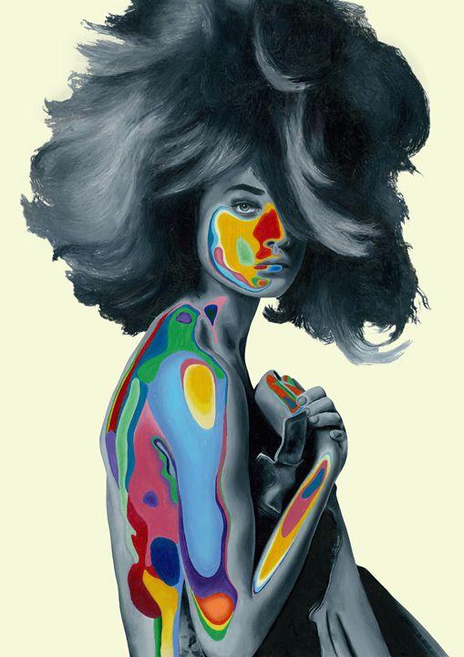 Fractured - Joshua Davison Creations