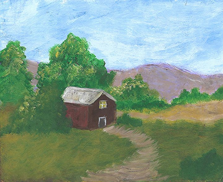 Cabin by the Lake - Jessica Ann