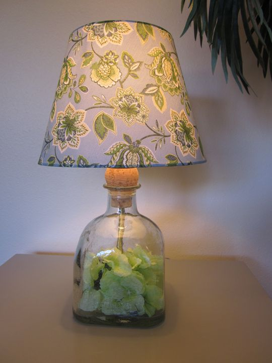 """Margarita"" table lamp - New Life Style Creations"