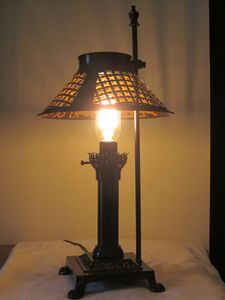 """Josephine"" table lamp"