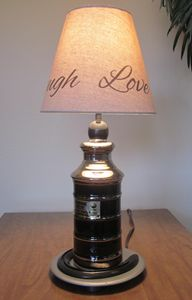 """Lucky Jim"" Table lamp"