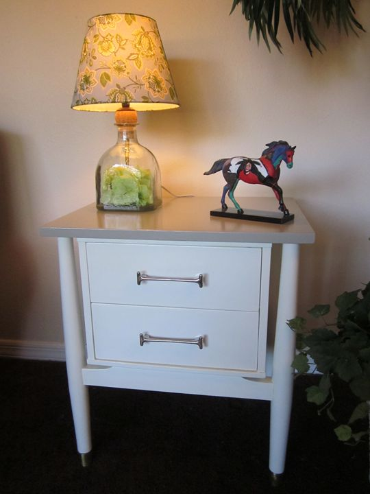"""""""Anna"""" Night stand - New Life Style Creations"""