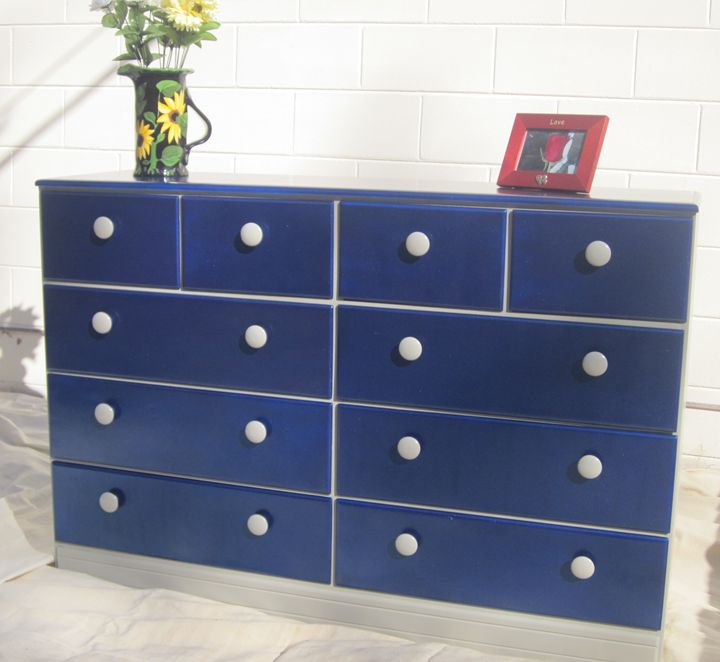 """""""Blue Moon"""" Dresser - New Life Style Creations"""