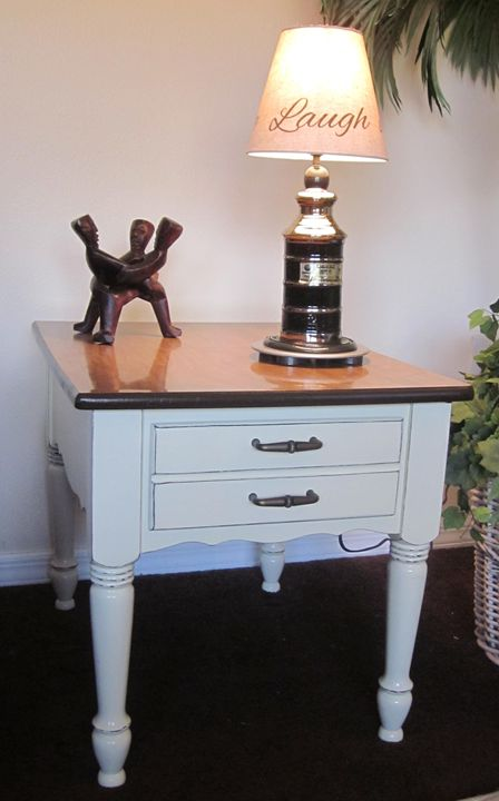 """""""Heritage"""" Night stand - New Life Style Creations"""