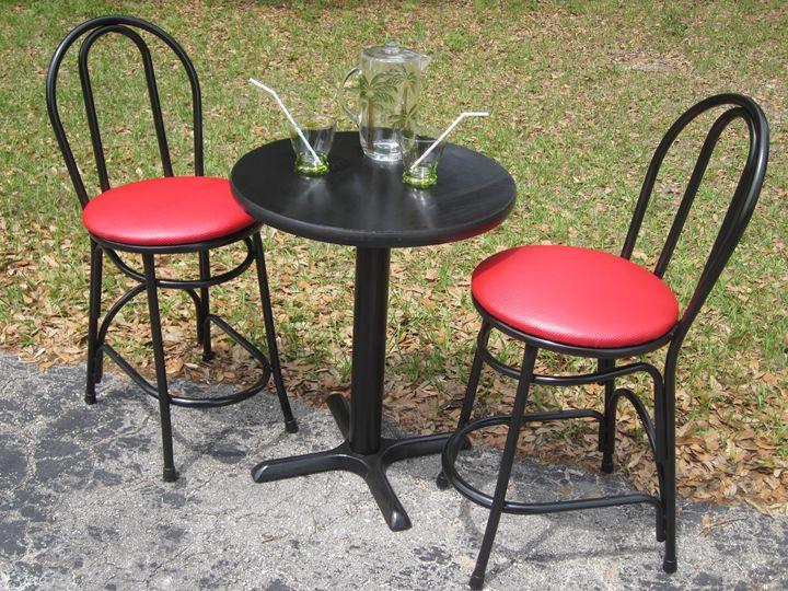 """Paris"" Bistro patio set - New Life Style Creations"