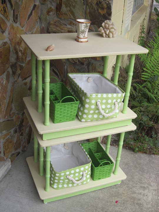 """Everglades"" bathroom shelves - New Life Style Creations"