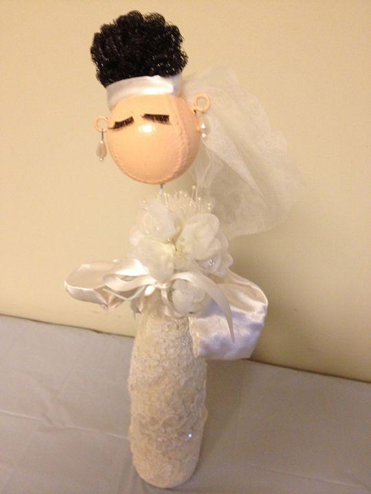 """Pearly Bride"" #806 - Maude Folks"