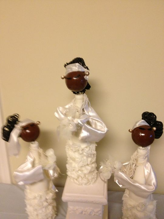 """The Three Brides"" #804 - Maude Folks"