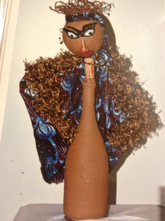 """Ms. Somalia""  #603 - Maude Folks"