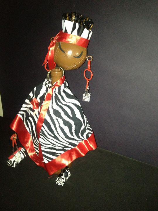 Zimba - Maude Folks