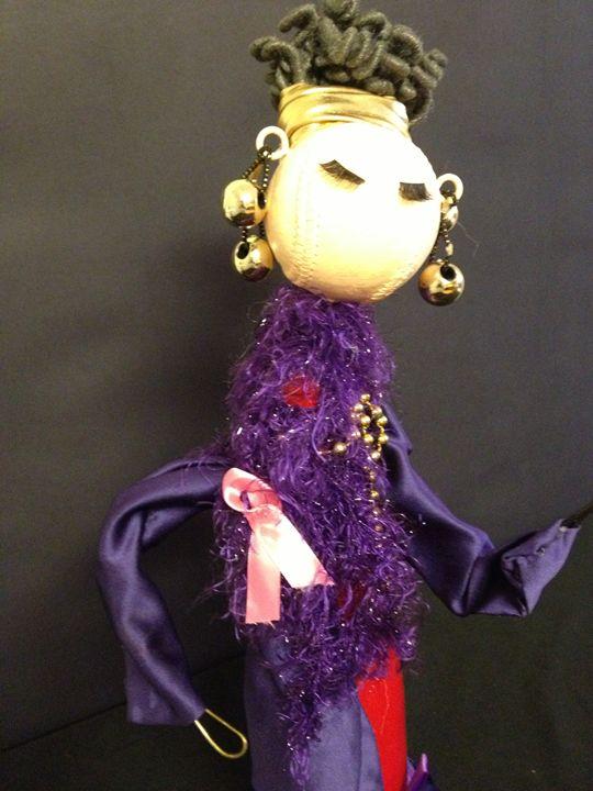 Chairwoman - Maude Folks