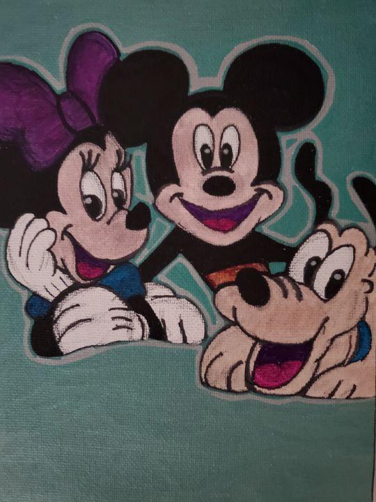 Disney Pals - Renee Marie D