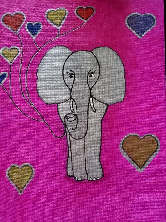 Elephant 💘 - Renee Marie D