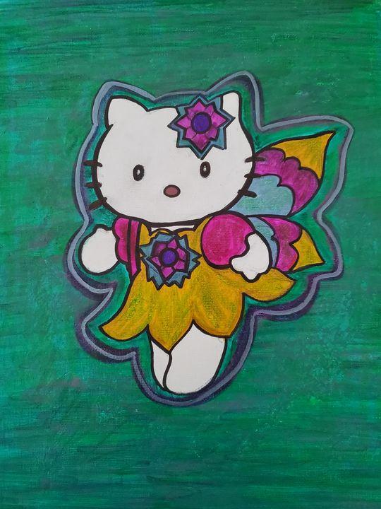 Fairy Hello KItty - Renee Marie D