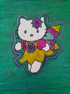 Fairy Hello KItty