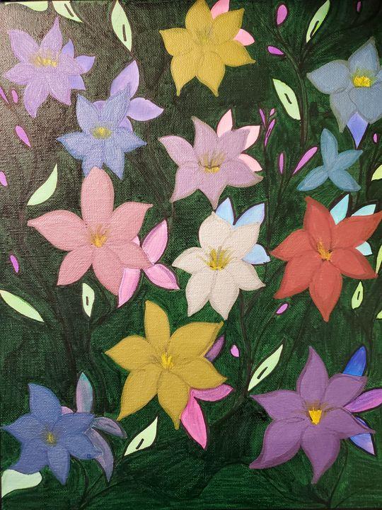 Flowers - Renee Marie D