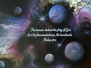 The Heavens Declare - Kathleen Latham