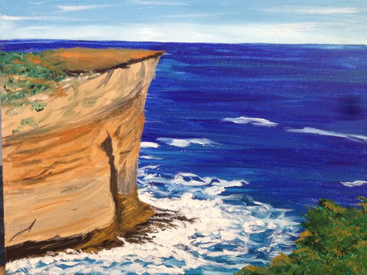 Australian coast - Kristen Jaques Jones