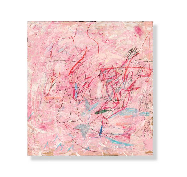 pinkish hue - Maxwell Babiuk