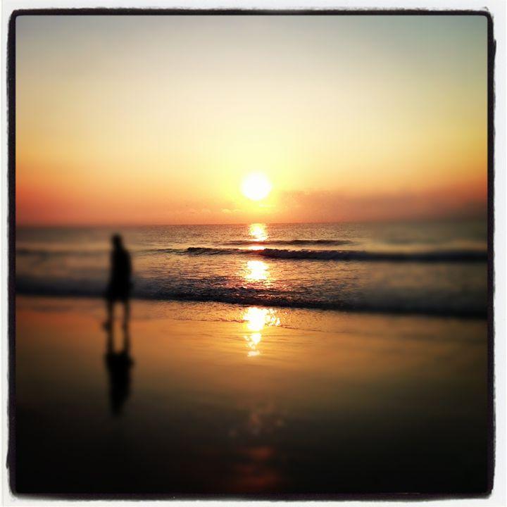Stroll at Sunrise - LGUPhotography