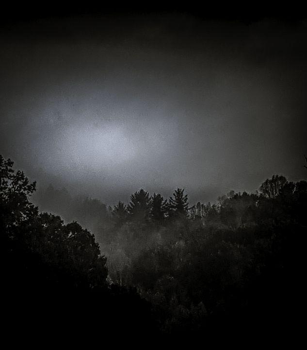 Foggy Mountain - LGUPhotography