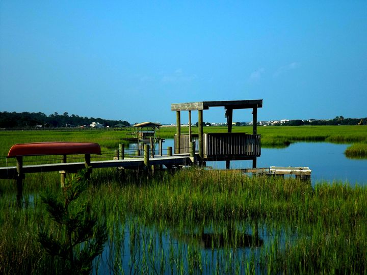Inlet Life - LilaUrdaPhotography