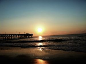 Surfside Beach Sunrise