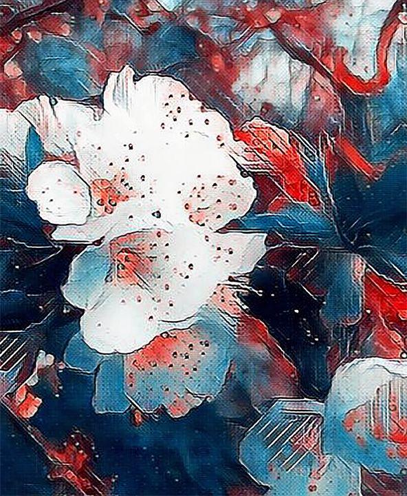 Amazing Blossom Apple Art - Sintegra
