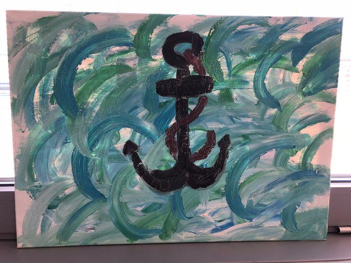 anchor of hope - Miago
